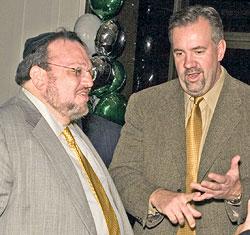 Joseph Shereshevsky and Steven Byers